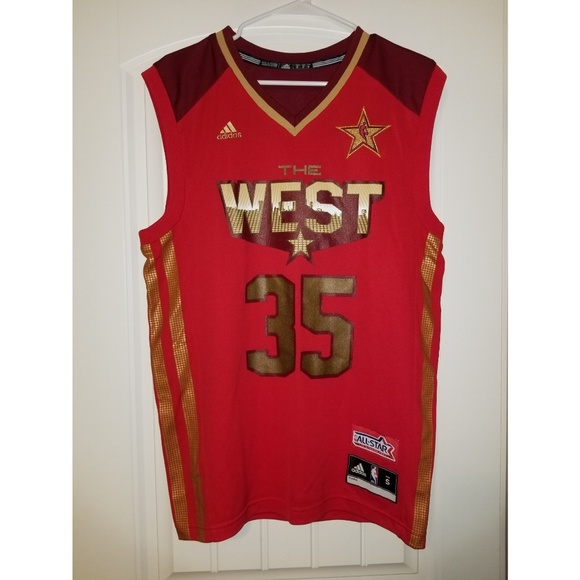the best attitude 3851b ceebe Kevin Durant 2011 All Star Jersey